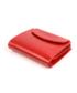 Portfel VOOC Portfel skórzany dla Pań PPD7 czerwony