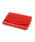 Portfel VOOC Elegancki portfel damski ze skóry PPD9 czerwony