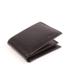 Portfel VOOC Skórzany portfel męski PPM6 czarny