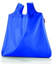 Shopper bag Siatka Mini Maxi shopper royal blue - torebkarnia.pl Reisenthel