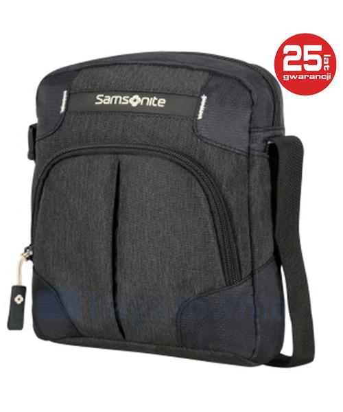 8140fe8159cfb Samsonite Torba na ramię REWIND 75254 Czarna, torba - Butyk.pl