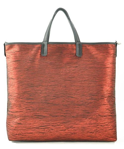 5e7dc3b0e8049 Verso Torebka damska skórzana 3964-A0F2A, shopper bag - Butyk.pl