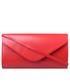 Torebka Kemer Torebka wizytowa, kopertówka   741 Czerwona