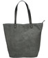 Shopper bag Venezia TORBA 66-643-O GRIG