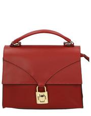 0cfaea5dbb612 Czerwone torebki damskie Venezia kolekcja jesień 2017 - Butyk.pl