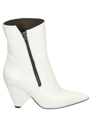 6c8116bad52bd Białe buty damskie Venezia kolekcja jesień 2017 - Butyk.pl