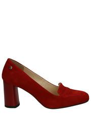 858f647544a9d Czerwone buty damskie kolekcja jesień 2017 - Butyk.pl