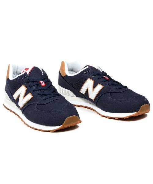 online store 261ed 19c39 sneakersy męskie New Balance ML574YLC ML574YLC