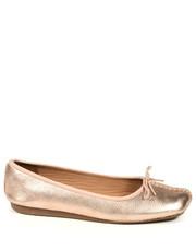 dc476d87 Balerinki baleriny FRECKLE ICE 26139727 - butyXL.pl Clarks