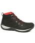 Trapery męskie Columbia buty trekkingowe FIRE VENTURE LEATHER MID WATERPROOF  BL0845-010
