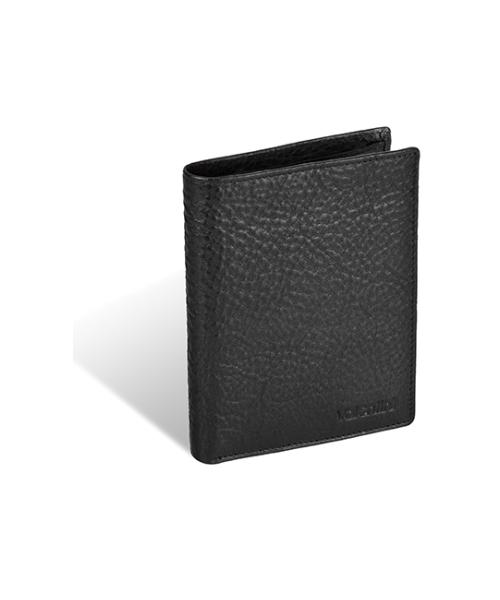 90469ad451787 portfel Valentini Etui na dokumenty i karty z RFID Camel Czarny Skóra  naturalna
