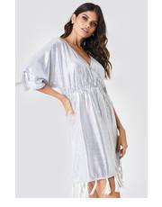 9337f67bdf Srebrne sukienki rozmiar 38 kolekcja jesień 2017 - Butyk.pl